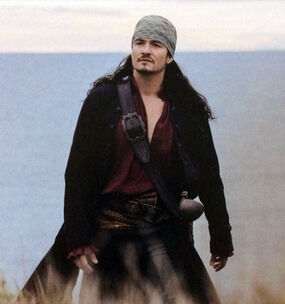Will Turner curseless