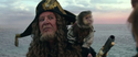 DMTNT Barbossa & Jack the monkey