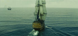 Endeavour charges