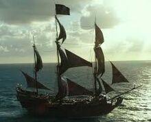 Le Black Pearl fait à nouveau voile