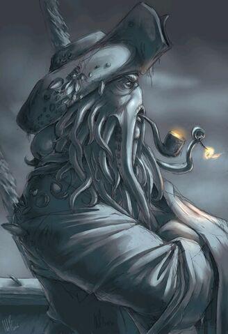 File:POTC Davy Jones by wynahiros.jpg
