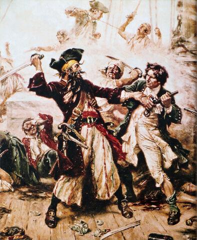 File:The Capture of the Pirate Blackbeard.jpg