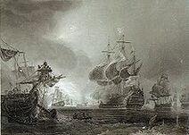 220px-Battle of Beachy Head 10, July 1690