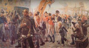 800px-Le retour des corsaires en 1806 - Maurice ORANGE