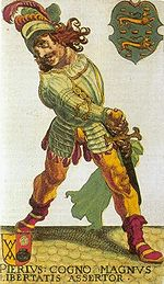 150px-Grutte Pier (Pier Gerlofs Donia), 1622, book illustration