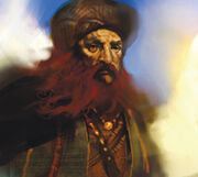 Barbary Corsair Pirate
