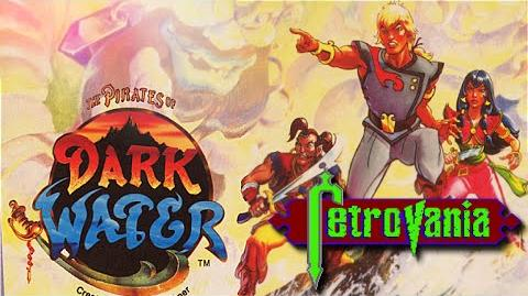 The Pirates of Dark Water (Genesis SNES)