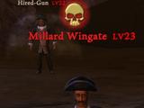 Private Millard Wingate