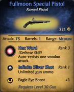 Fullmoon Pistol clearer