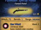 Shadow Stalker Pistol