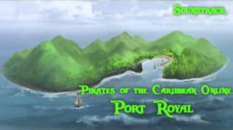 POTCO Port Royal Soundtrack