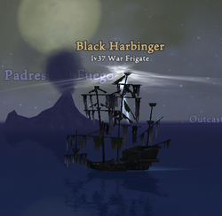 Black Harbinger clearer