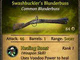 Swashbuckler's Blunderbuss