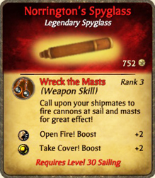 Norrington-spyglass