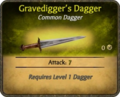 Gravedigger's Dagger Card.png