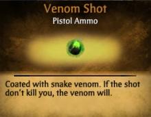 Venom Shot