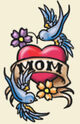 Tattoo-arm-mothersday-sparrows
