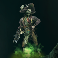 Jolly's Hologram orders the Skeletons of  the Murky Hollow and Catacombs.