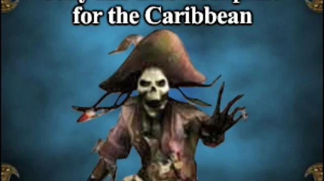 Pirates of the Caribbean Online - Banner Ad 2