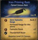Iron Priming