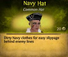 NavyHatFemale