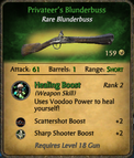Privateer's Blunderbuss