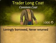 Trader Long Coat