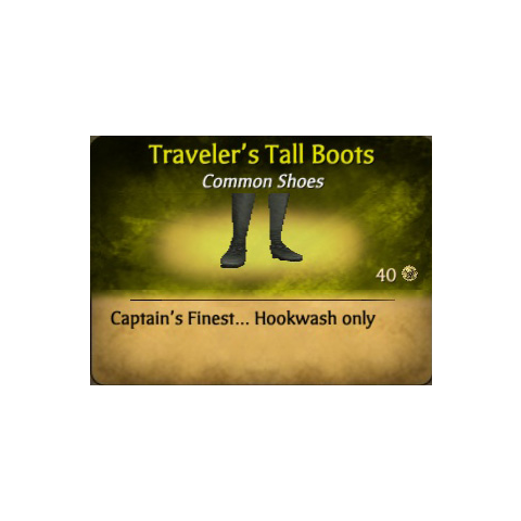 8f44af072fb Tall Boots   Pirates Online Wiki   FANDOM powered by Wikia