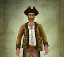 Captain Xavier Hench