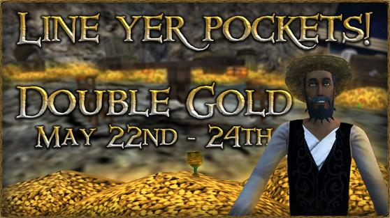 Double Gold May 2020