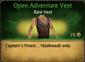 Open Adventure Vest