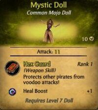 Mystic Doll