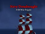 Navy Dreadnought