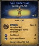 Soul Binder Doll
