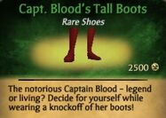 Blood Boots
