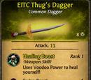 EITC Thug's Dagger
