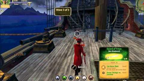 Pirates Online Solo Queen Anne's Revenge