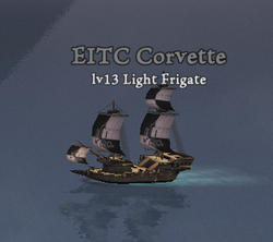 EITC Corvette clearer