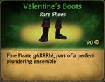Valentine's Boots