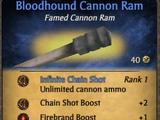 Bloodhound Cannon Ram