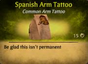 SpanishArmTat