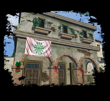 Yuletide Manor