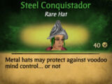 Steel Conquistador