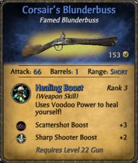 Corsair's Blunderbuss