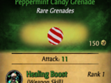 Peppermint Candy Grenade