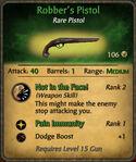 Robbers Pistol 2010-12-16