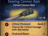 Searing Cannon Ram