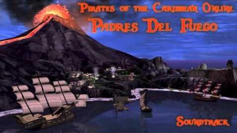 POTCO Padres Del Fuego Soundtrack