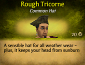 Roughtricorn
