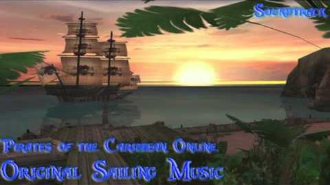 POTCO Old Sailing Music